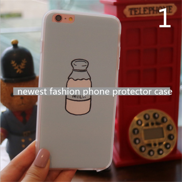 finest selection 4d0ae d91ea US $3.89  peppa pig Thin Soft Clear TPU Slim Cartoon Cute dog Case For  Apple iPhone5 5s 6 6s 6 plus 6s plus Silicone Phone Case-in Fitted Cases  from ...