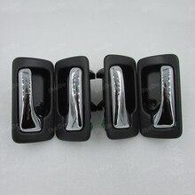 Набор 4 шт. внутри салона автомобиля дверные ручки для Honda четвёртого поколения Accord 2,0 CB3 1990-1993