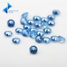 Размер 1 мм ~ 3 109 # круглые синтетические шпинель синие драгоценные
