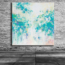 Modern Canvas Painting 100% Handpainted Abstract Oil Wall Arts Decoration Home Living Room Decor Gift