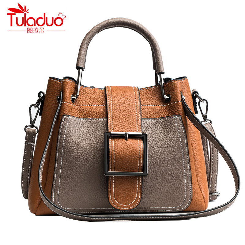 Fashion Brand Pu Leather Bag Women Luxury Handbags Women Bags Designer Shoulder Bags High Quality Thread Ladies Tote Bag 2018 designer handbags high quality 2017 new fashion european and american style shoulder bags women pu leather ladies tote bag