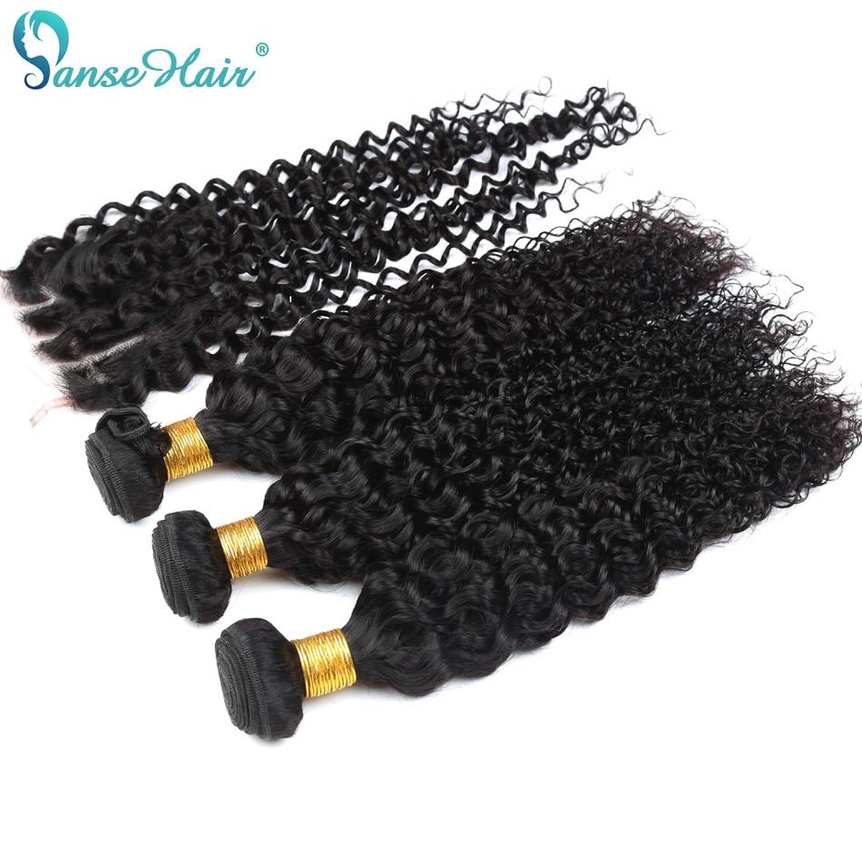 Panse волос монгольский странный вьющиеся человеческих Инструменты для завивки волос индивидуальные 8 до 28 дюйм(ов) волос 4 пучки волос утка с ...