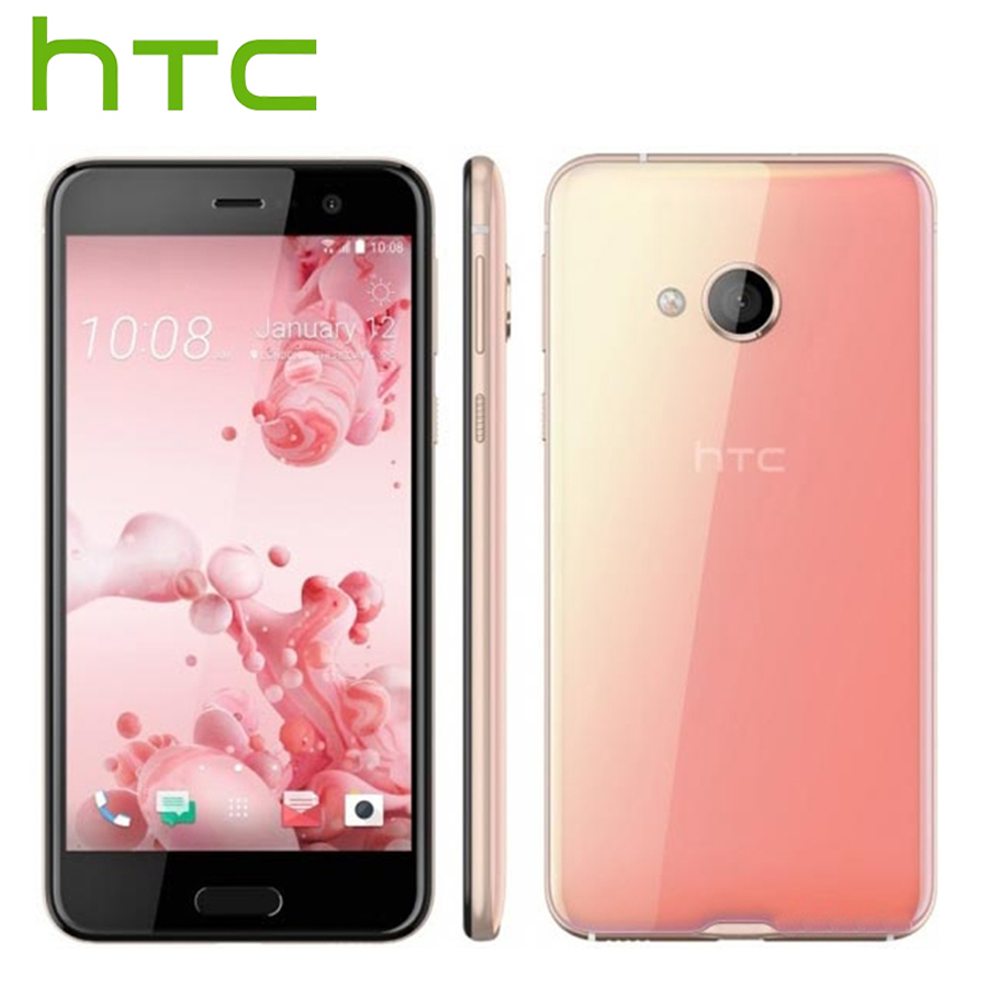 Brand New HTC U Play 4G LTE Mobiltelefon 3 GB RAM 32 GB ROM Octa Core 5,2 tums FHD 1080P 16MP Android Fingeravtryck Smart Phone