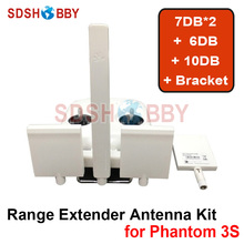 Remote Controller Antenna Refitting Combo Long Range Antenna Range Extender for DJI Phantom 3S 3SE