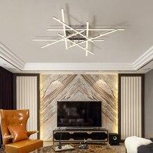New Style Modern LED Chandeliers AC110V 220V For Living room Bedroom Dining room Led Lustres Ceiling Chandelier Lighting Fixture все цены