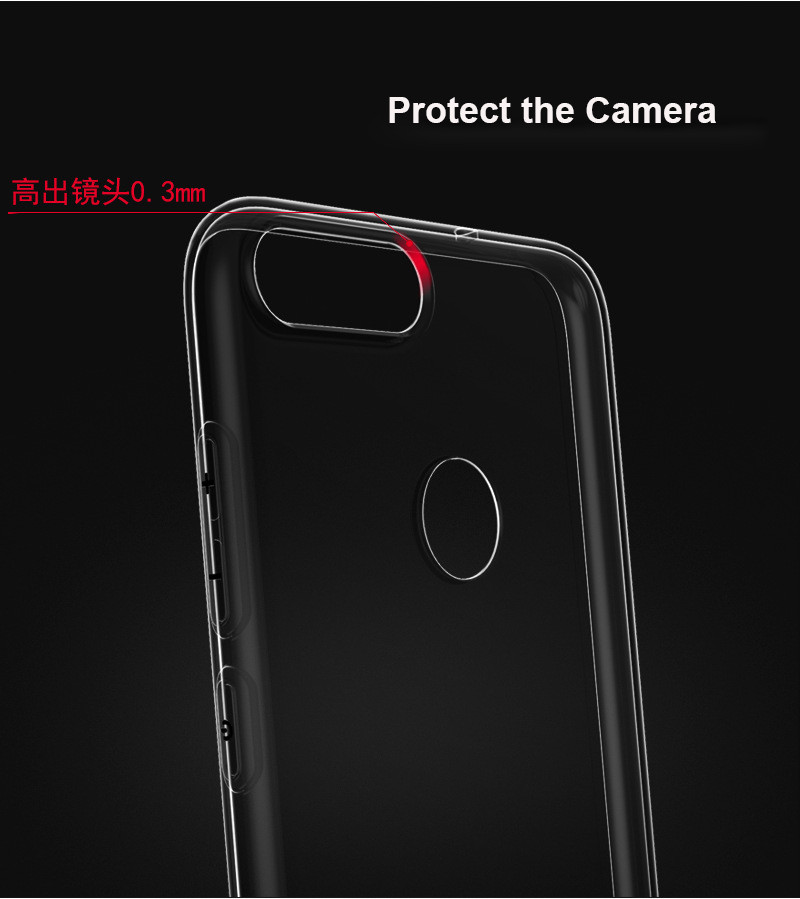 ultra thin transparent soft silicone tpu case for huawei honor 7a pro y9 2018 p smart 07