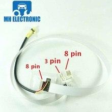MH ELECTRONIC cable de reparación para Nissan Pathfinder y Navara, Tiida, XTRAIL, 25567 EB60A, 25567 EB301, 25567 ET225, 25567 1DA0A, 25567 JE00E