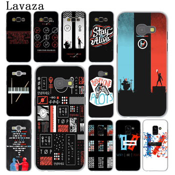 Twenty One Pilots 21 Pilots band  Hard for Samsung Galaxy A3 A5 J3 J5 J7 2015 2016 2017 & Grand Prime Note 5 4 3 2 Case Cover telephony