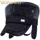 Faux Mink Fur Winter...