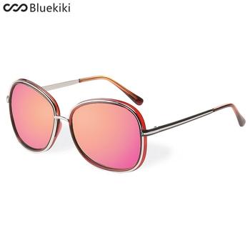 Women Polarized Sunglasses Round Brand Designer Sun Glasses Oval Steampunk lentes de sol mujer Driving Zonnebril Dames