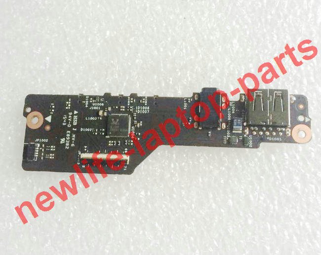 NEW original for laptop yoga4 pro YOGA900 power switch botton USB audio board NS-A412 test good free shipping