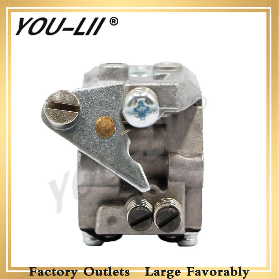 YOULII Carburetor Carb Motor For Echo SRM 4605 Trimmer Brush Cutter Weedeater Blowers Engine High Quality