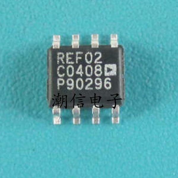 REF02CSZ SOP-8 precision voltage reference temperature sensor