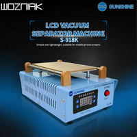 Plataforma de aquecimento da máquina do separador da tela do lcd de 8.5 polegadas para o telefone|Conjuntos ferramenta manual| |  -