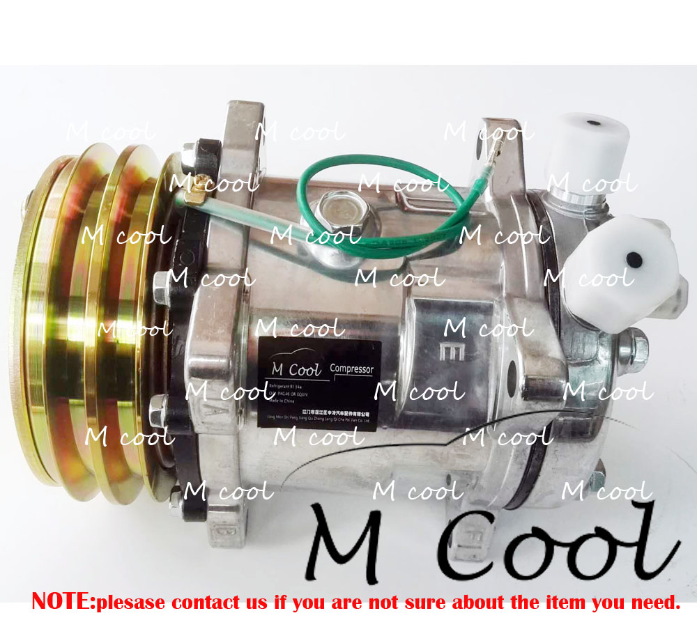 New Automobile Ac Compressor For Sd508 508 Car A C Air Conditioning Kompresor Daihatsu Gran Max Sanden Assy Mc