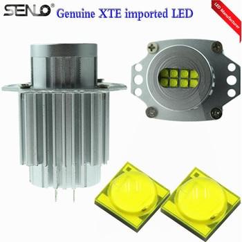 Senlo E90 Angel Eye 12V 8X10W 80 Watt Car Lights For Auto BMW LED Marker Lamp Suit For BMW E90 E91 3-Series Led Halo Ring Bulb