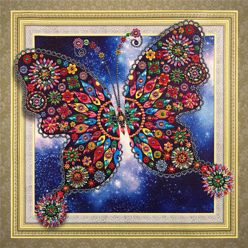 A Exteren 5D DIY Diamond Painting Embroidery Cross Craft Stitch Home Decor Art Diamond Painting Kits For Adults Accessories