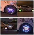 Car LED  hub  lamp  Colorful lights Colour changing wheel  DIY changed the pattern of personality Hub pattern lamp
