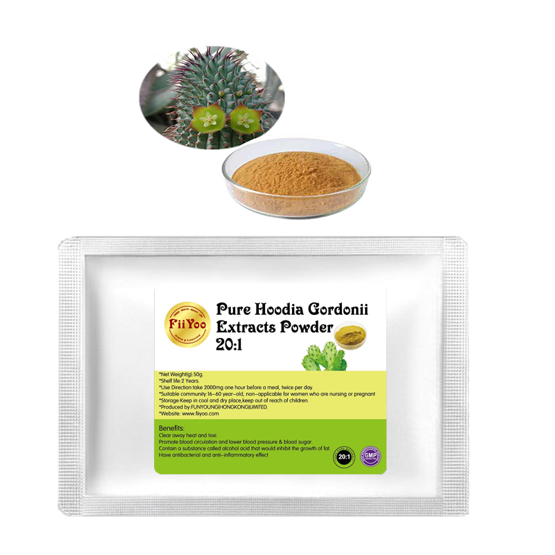 HOODIA GORDONII EXTRACTS POWDER 20:1 , NATURAL APPETITE SUPPRESSANT цены