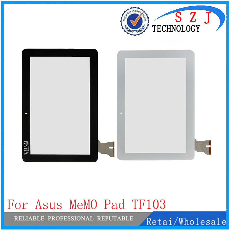 New 10.1 inch case For Asus MeMo Pad ME103 TF103 K010 ME103C Touch Screen Panel Replacement Digitizer Lens Free Shipping new 10 1 inch case for asus memo pad me103 k010 me103c touch screen digitizer glass panel sensor mcf 101 1521 v1 0 free shipping