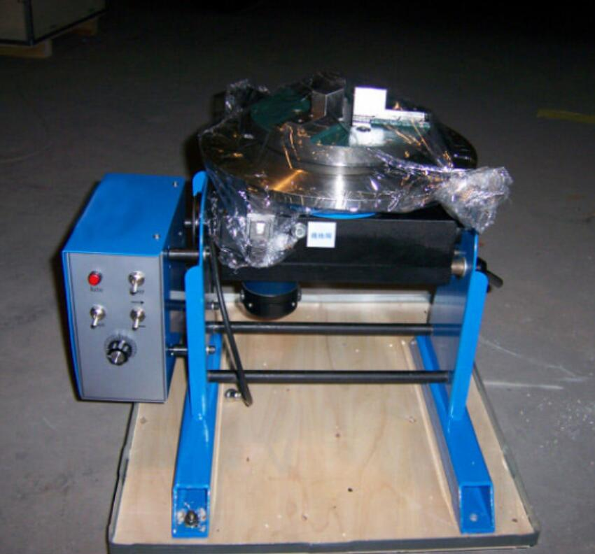 Přenosné polohovací svařovací polohovače 30KG, otočný stůl - Svářecí technika - Fotografie 2