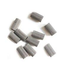 Maille atomisée pour radiateur Eberspacher Airtronic D2 D4, 10 pièces/lot, crépine de bougie de préchauffage, feutres 252069100102