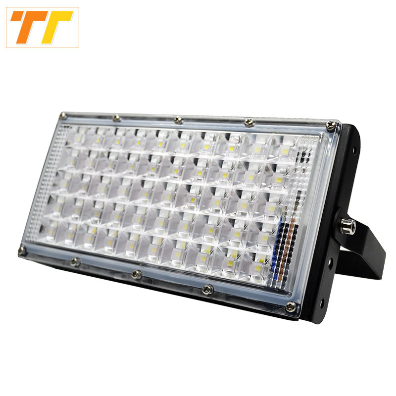 Flood Light Outdoor Lamp Led Spotlight Floodlight 50W Waterproof Garden Wall lamp AC230V 220V 240V Lighting led flood light projector ip66 waterproof 50w 100w 86 264v led floodlight spotlight outdoor wall lamp garden outdoor lighting