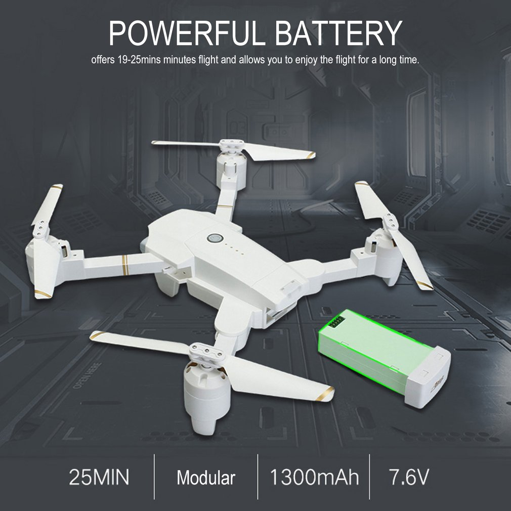 Attop XT1 PLUS 2.4G FPV Foldable RC Quadcopter Drone with 720/1080P Wide Angle Camera Gesture Selfie Long Flight Altitude Hold(China)