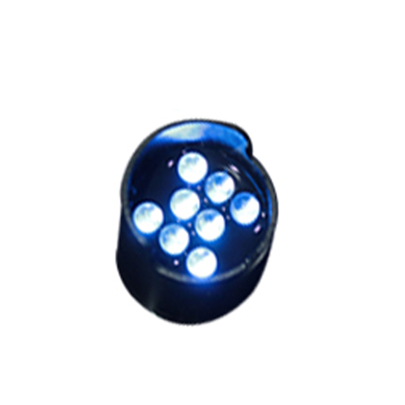 DC12V Wholesale Price  Blue LED Mini 26mm Traffic Signal Light Replacement LED Pixel Cluster