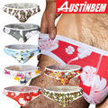 Free shipping!High quality brand AUSTINBEM underwear Triangle fashion men's sexy underwear for men cotton briefs hot selling