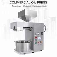 Mini handlowa maszyna do tłoczenia oleju z dobrym olejek z nasion