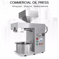 Stainless Steel Hand Press Oil machine seed oil extractor high oil extraction rate high quality factory outlet