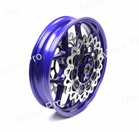 For Yamaha YZF R1 2015 2016 2017 Front Wheel Rim Brake Disc Disk Rotor CNC Motorcycle Accessories YZF R1 15 16 17 Black Blue