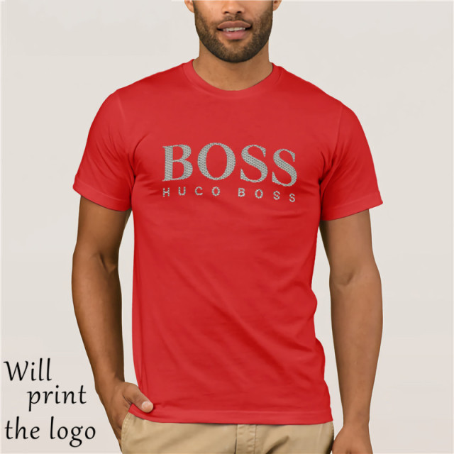 HOCO BOSS MENS LONG SLEEVE T-SHIRTS (NEW ARRIVAL)