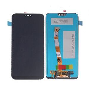 Image 2 - Display originale Per Huawei P20 Lite Display LCD di tocco digitale dello schermo di ricambio per Nova 3e Con Telaio kit di Riparazione