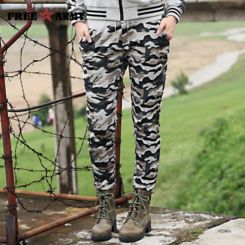 2018 Brand Women Spandex Knitting   Pants   Thick Autumn Elastic Waist Pencil   Pants   Outdoor Sports   Pants   Women's   Pants   &   Capris