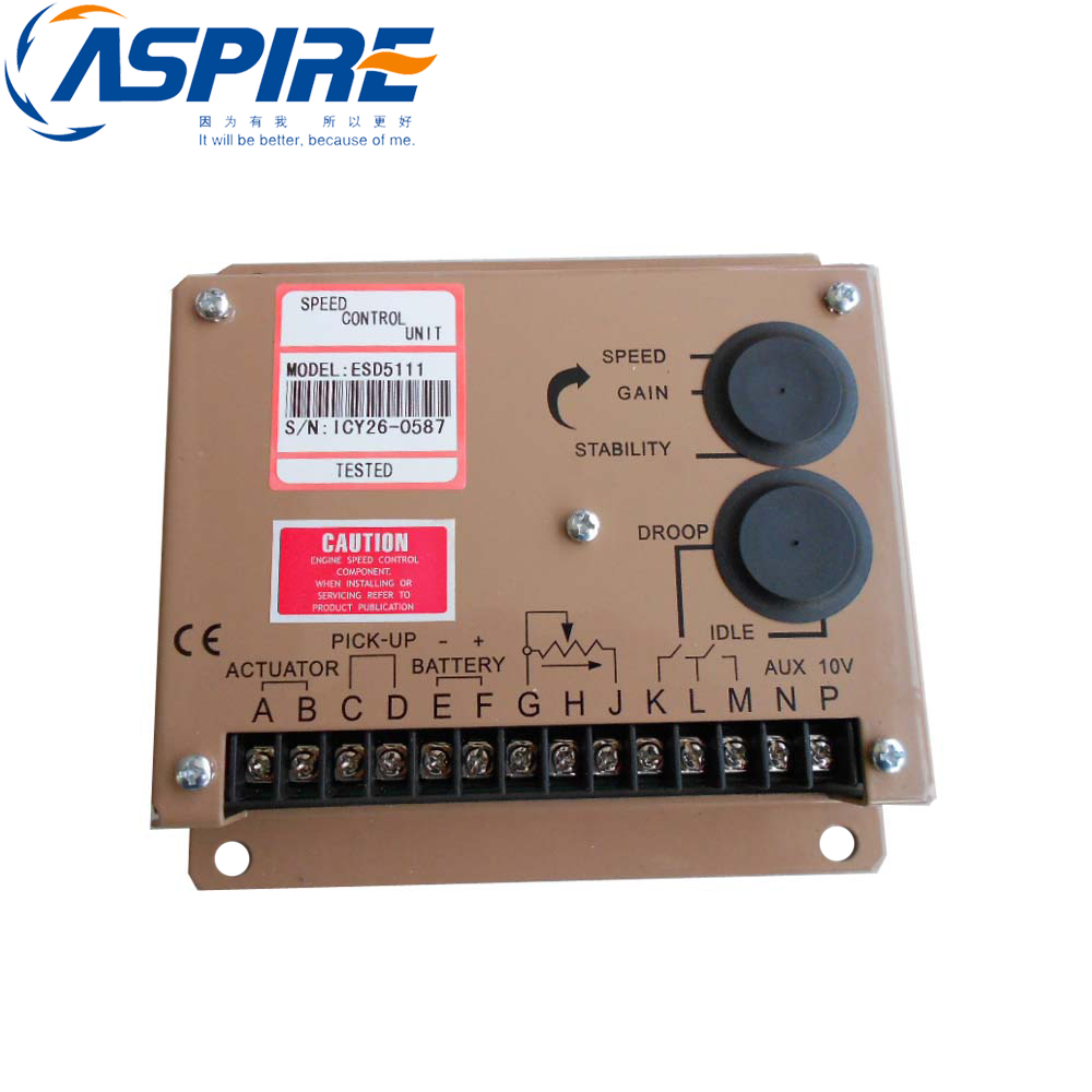 Free Shipping Engine Speed Control Unit ESD5111 For Generator цена и фото