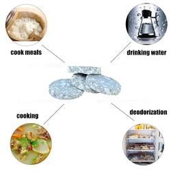 الطبيعية maifan ستون القرص الإفراج أنواع المعادن و مياه الشرب المثبت/الحوض