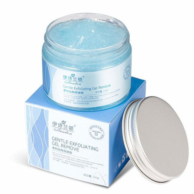 Moisturizing Whitening Face Exfoliating Scrub