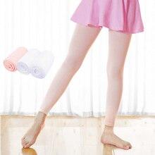 Girls Kids Ballet Dance Pantyhose Child Daily Wear Stockings Dance Leggings Yoga Gymnastics Dance Tights