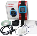 NEW Wrist pulse oximeter CMS50F daily-night sleep monitoring spo2 probe OLED CE Color Screen