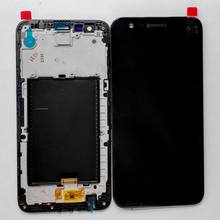"5.3"" For LG K10 2017 / K102017 M250 M250E M250N M250DS / K20 plus LCD Screen Display+Digitizer Touch Glass Frame Full(China)"