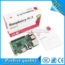 Buy Element14 Version: 2016 New Raspberry Pi 3 Model B Board 1GB LPDDR2 BCM2837 Quad-Core Ras PI3 B,PI 3B,PI 3 B with WiFi&Bluetooth