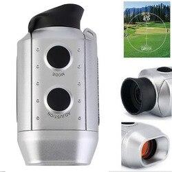 7 x buscador de alcance Digital de campo de Golf buscador de alcance láser portátil