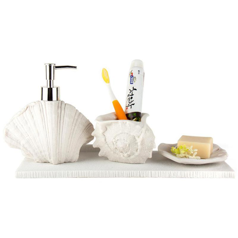 3pcs ceramic bathroom accessories bathroom set household for Bathroom decor items