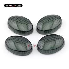 High Quantity Motorcycle Front & Rear Turn Signal Light Blinker Lens For KAWASAKI NINJA250R EX250 08-12, KLX250SF 09-11 Clear