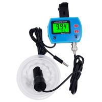 3 in 1 High Accuracy Automatic Calibration Digital Portable pH/ORP/Temp Meter 0.00 14.00PH Water Quality Analysis tester