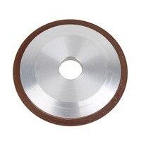 4 150 Grit Diamond Grinding Wheel Grinding Disc Saw Blade Resin Diamond Grinding Wheel For Rotary