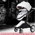Коляски высокого пейзаж коляска детские коляски alabeibei cortex четыре тележки шок Бесплатная доставка