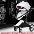 Alabeibei carrinho de alta paisagem carrinho de bebê carrinhos cortex quatro carrinhos de choque Frete grátis